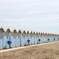 Cabine per cambiarsi in spiaggia