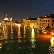 Romantica vista di Venezia