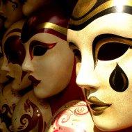 Le famose maschere veneziane