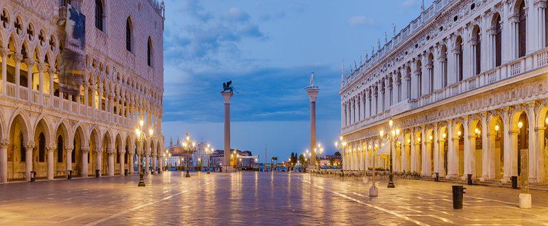Copertina Venezia a Marzo