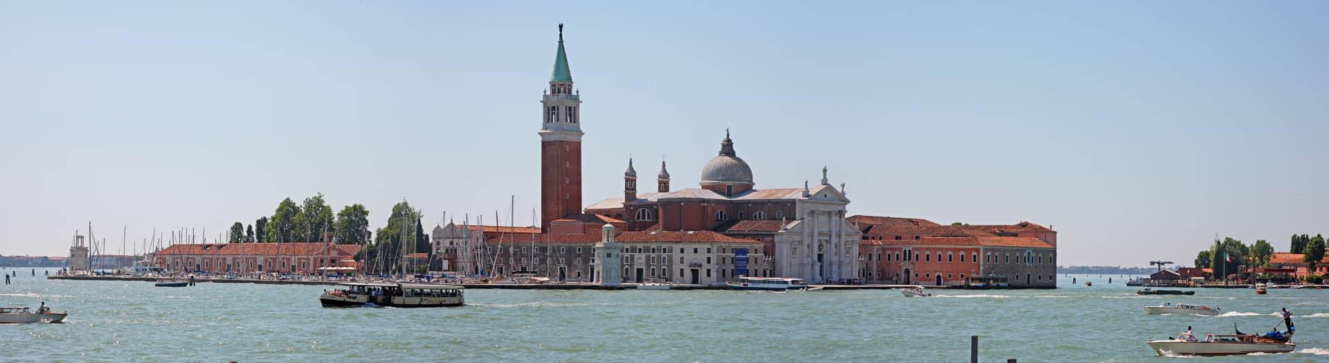 isola di san giorgio venezia 8 dicembre