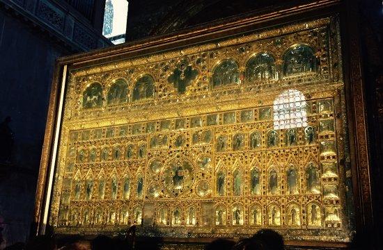 Pala d'oro Basilica San Marco