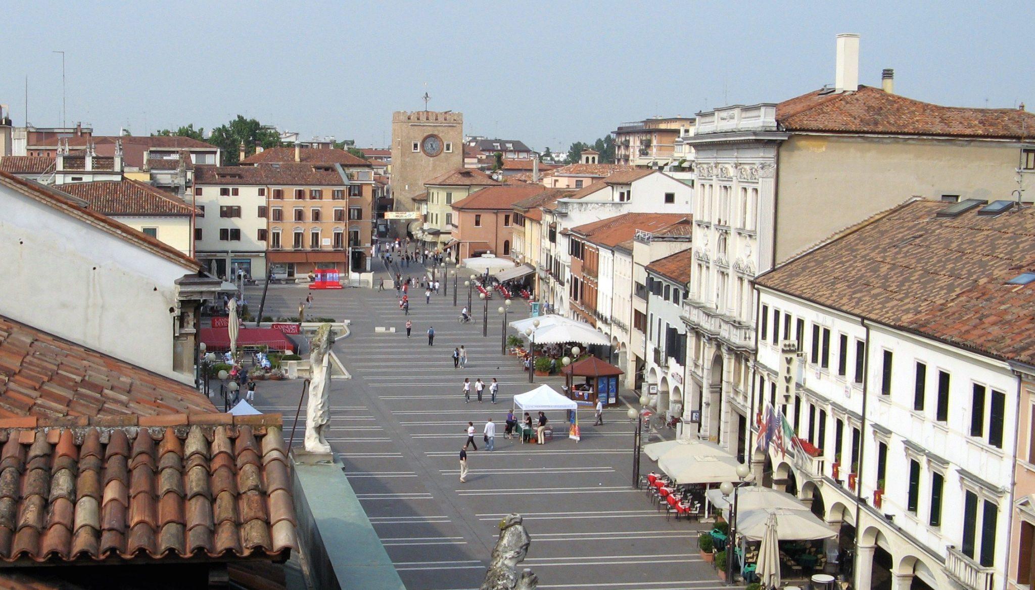 Centro di Mestre Piazza Ferretto