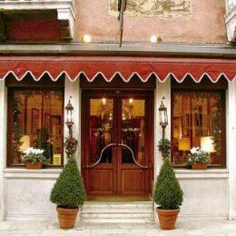 Facciata Hotel Falier
