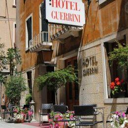 Facciata Hotel Guerrini