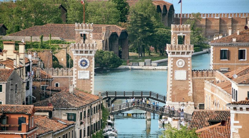 arsenale venezia in 3 giorni