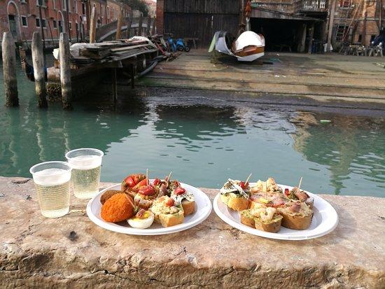 Bacari e cicchetti a Venezia