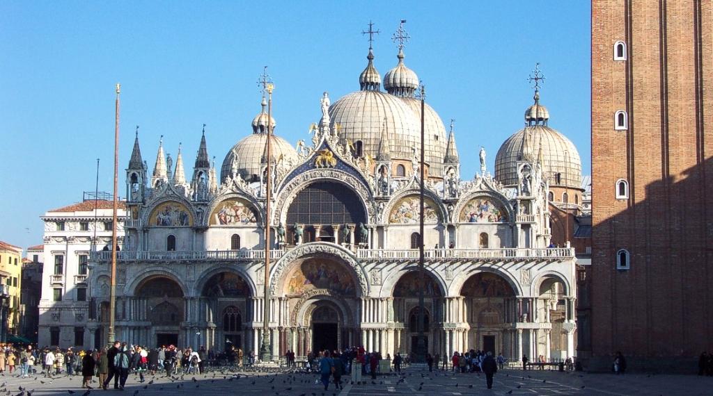 basilica di san marco turismo religioso venezia