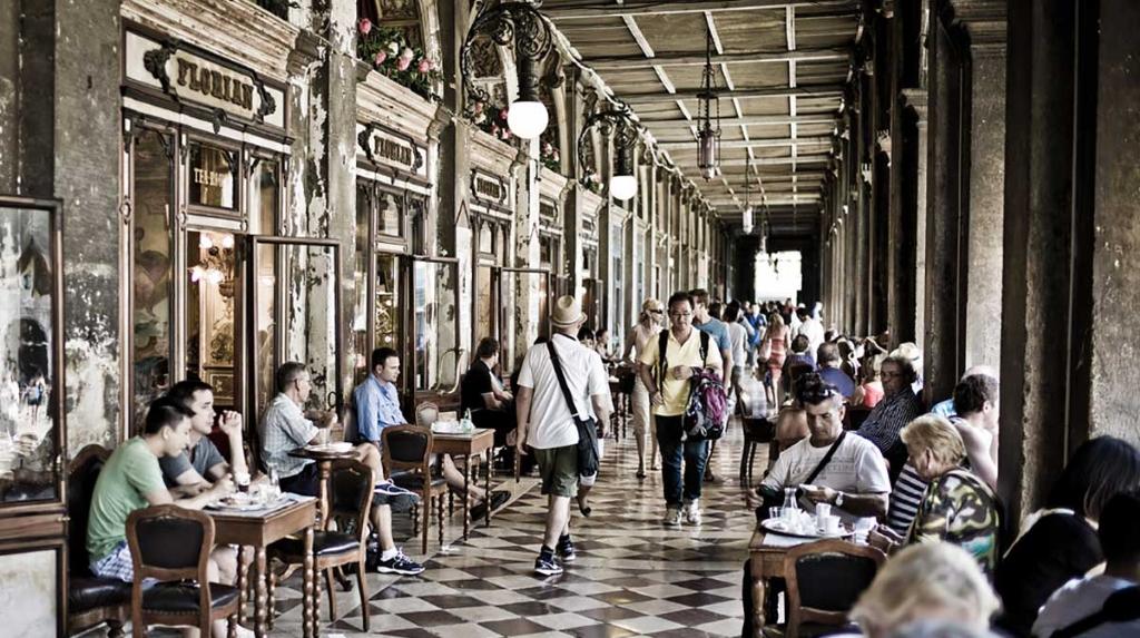 caffè florian venezia una settiman