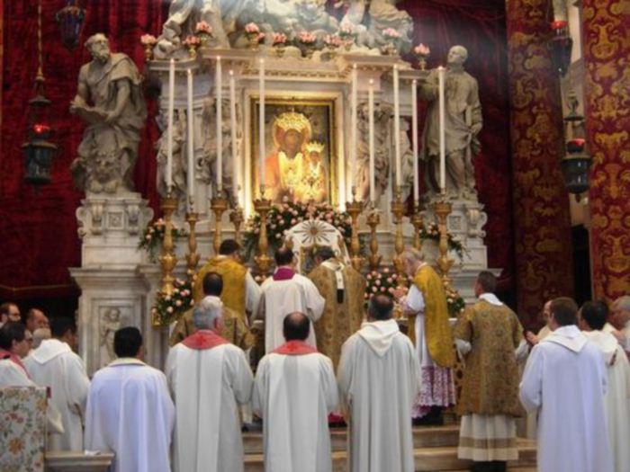 cardinale-basilica-della salute-venezia