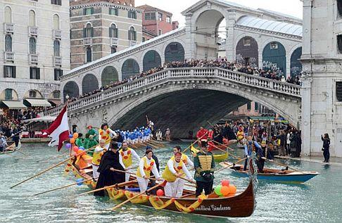 carnevale di venezia storia