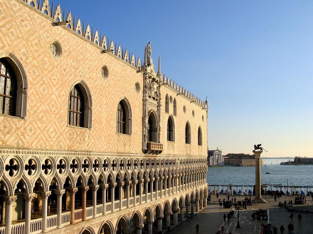 Cosa visitare a Venezia Palazzo Ducale