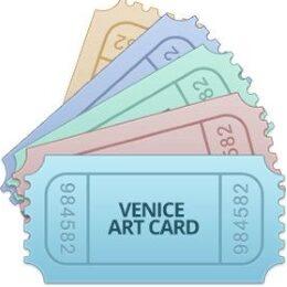 Venice Art Card