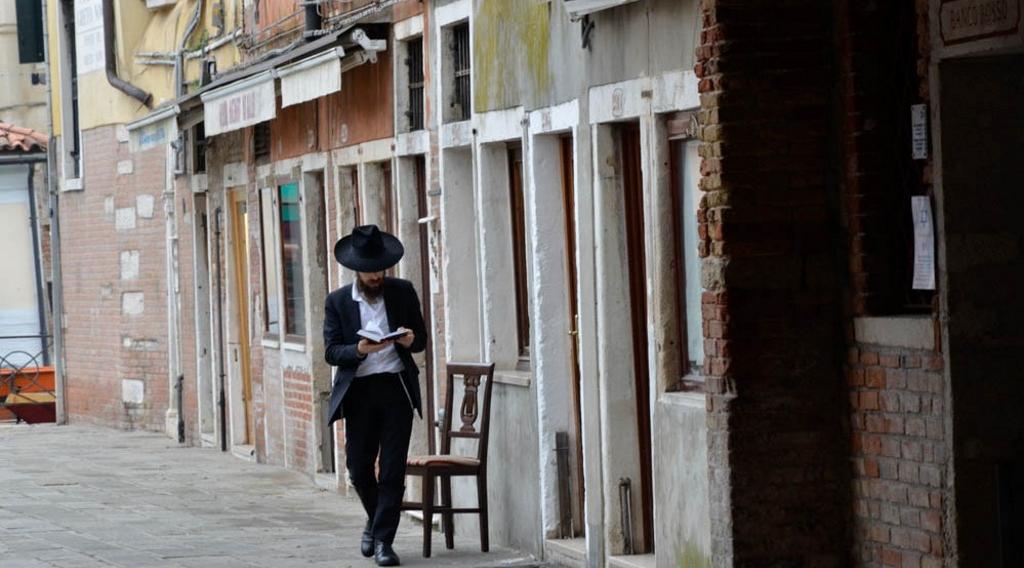 ghetto ebraico venezia in due giorni