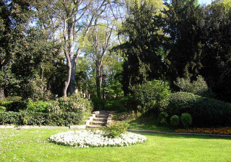 Giardini Papadopoli a Venezia
