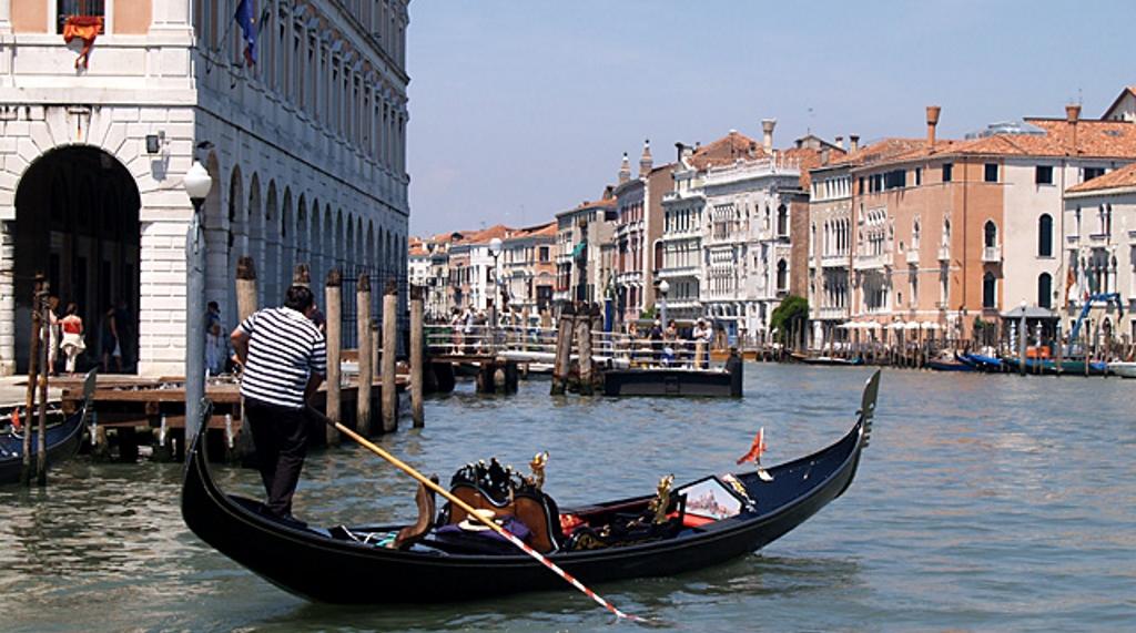 giro in gondola venezia in due giorni