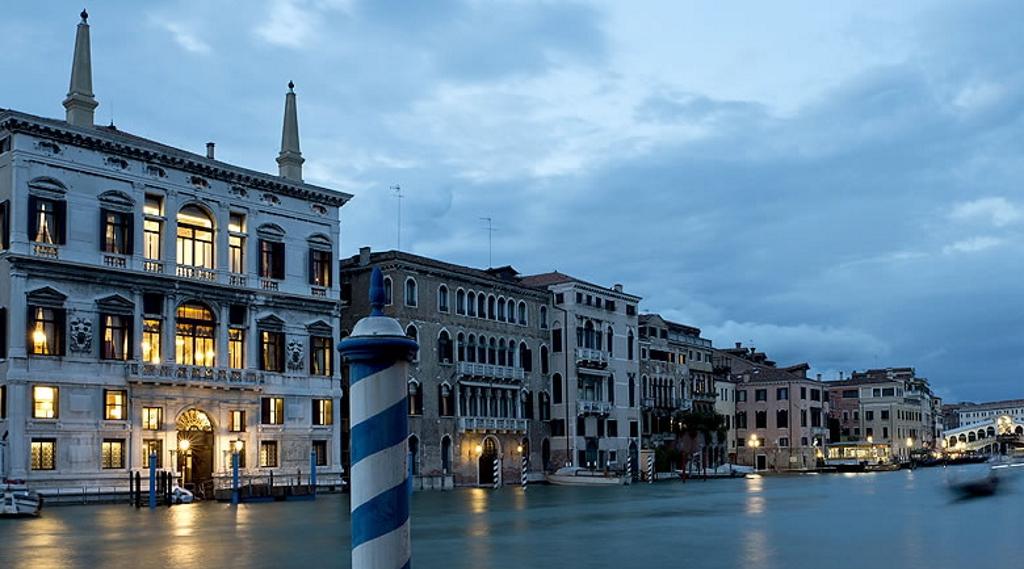 hotel sul canal grande a venezia