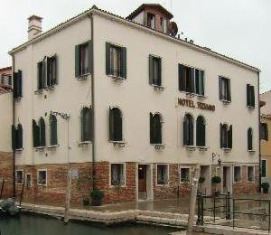 Hotel Tiziano, Dorsoduro, Venezia