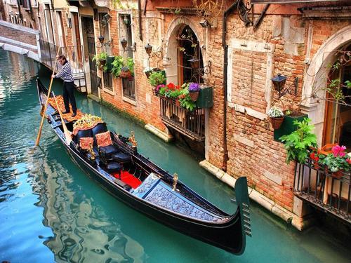 Arriva la Primavera a Venezia