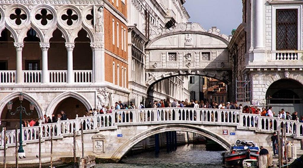 ponte dei sospiri venezia in due giorni