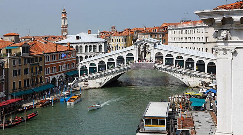ponte di rialto venezia in tre giorni