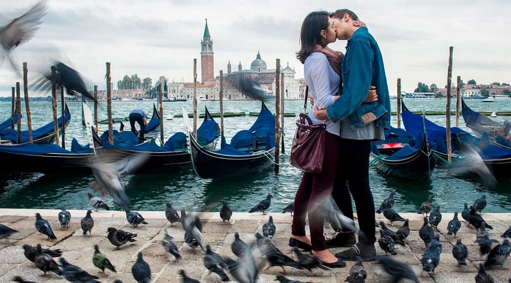 san valentino romantico a venezia