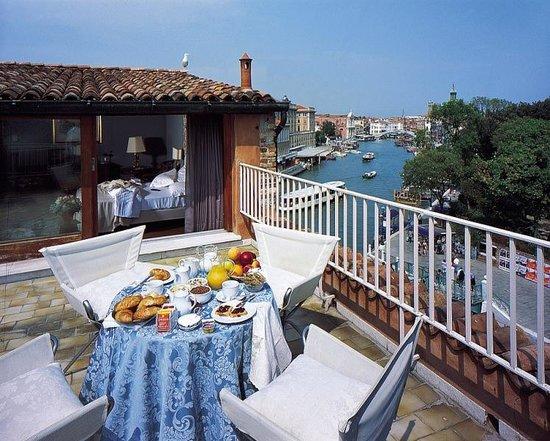 santa chiara hotel venezia canal grande