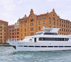 Sarah Cruise a Venezia