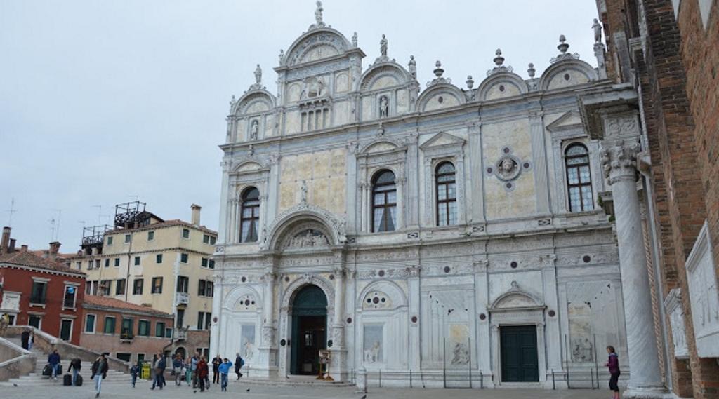 scuola grande san rocco venezia 3 giorni
