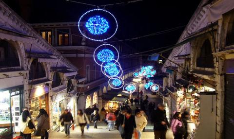 shopping ponte immacolata a venezia
