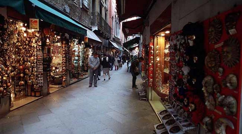 shopping a Venezia due giorni