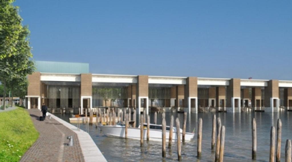 terminal darsena aeroporto venezia vaporetto