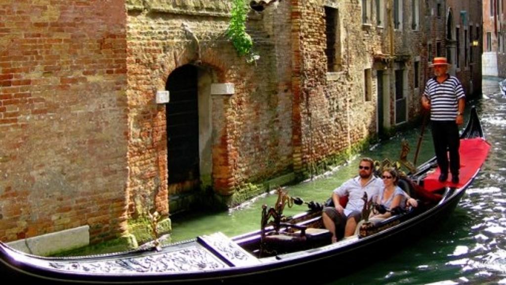 tour gondola venezia un giorno