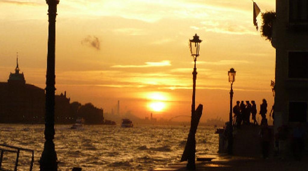 tramonto a venezia 3 giorni