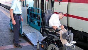 treno per disabili venezia