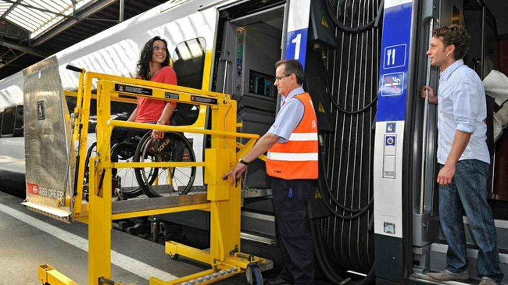 treno venezia disabili