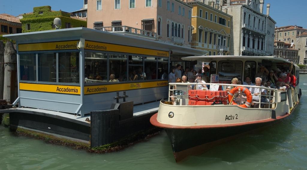 una settimana a venezia