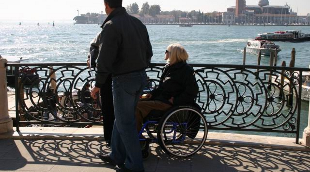 venezia accessibile per i disabili