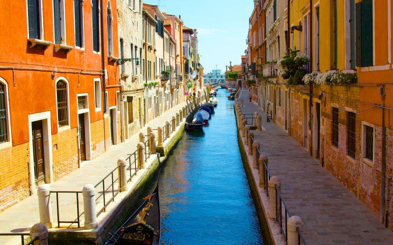 Calli Venezia Agosto