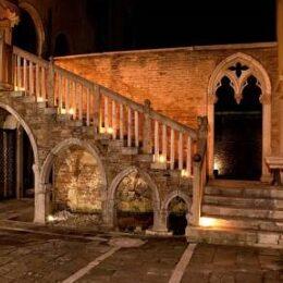 Scalinata del Palazzo Contarini