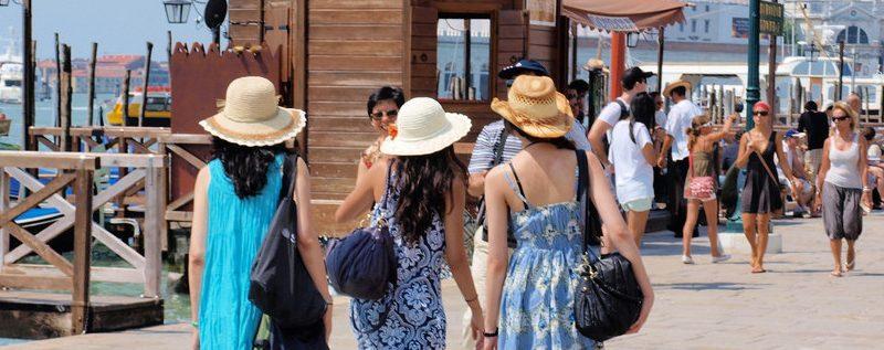 Copertina Venezia tra sole donne