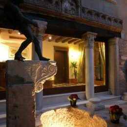 Ingresso Hotel Al Ponte Mocenigo