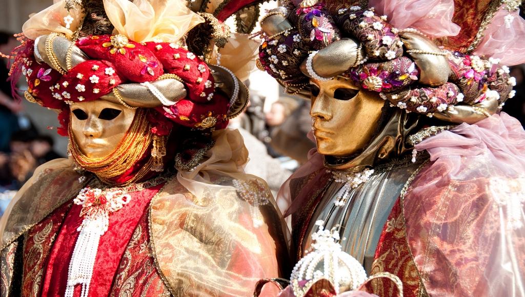 Maschere e costumi del carnevale veneziano