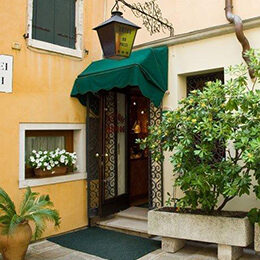 Ingresso Hotel Do Pozzi