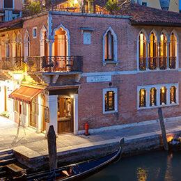 Vista Palazzina Veneziana