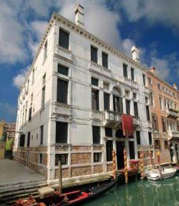 Venezia ad ottobre vista dell'hotel Abadessa