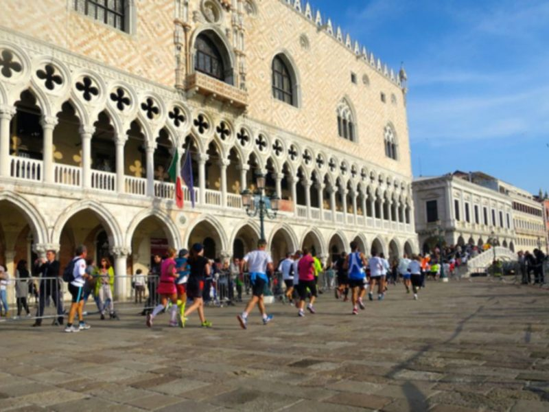 venice marathon venezia